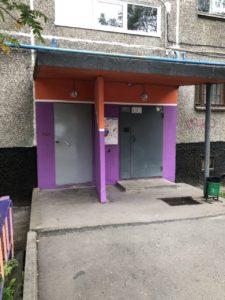 Замена дверей в мусорокамере п. 1 (2)