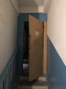 Установка дверей Воровского (10)