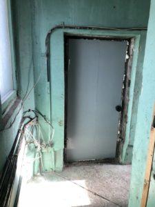 установка дверей)Планерная (8)