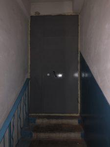 установка дверей Воровского (5)